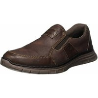 Rieker B4874 brown/marron/navy