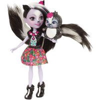 Enchantimals Sage Skunk Doll 15 cm