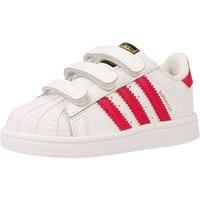 Adidas Superstar CF I white/bold pink/white