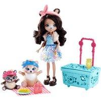 Mattel Enchantimals - Paws for a Picnic Doll Set