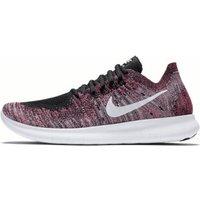 Nike Free RN Flyknit 2017 Women black/racer pink/gamma blue/white