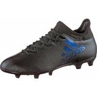 adidas Mens X 17.3 Fg Footbal Shoes, core Utility Black, 7.5 UK