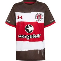Under Armour FC St. Pauli Home Jersey Youth 2017/2018