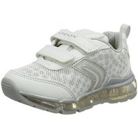 Geox Jr Android Girl (J7245B) white/silver
