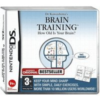 Dr. Kawashima's Brain Training: How Old Is Your Brain? (DS)