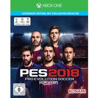 Pro Evolution Soccer 2018: Legendary Edition (Xbox One)