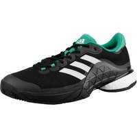 Adidas Barricade Boost 2017 core black/footwear white/core green