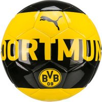 Puma BVB Fan Ball cyber yellow/puma black