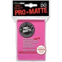 Ultra Pro Sleeves Pro-Matte (50) (pink)