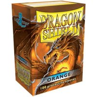 Arcane Tinmen Dragon Shield 100 Stück (orange)