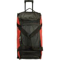 Travelite Kick Off Wheeled Travelbag XL 77 cm red/black