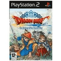 Dragon Quest - Journey of the Cursed King (PS2)
