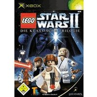 Lego Star Wars II: The Original Trilogy (Xbox)