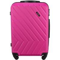 Travelite Quick Spinner 64 cm pink