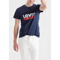 Levi's Graphic Tee T-Shirt blue (39636-0003)