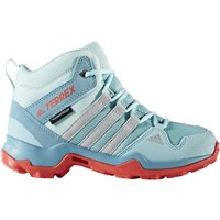 Adidas Terrex AX2R Mid CP K clear aqua/grey two/easy coral