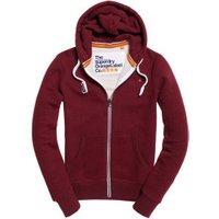 Superdry Orange Label Hoody (1040607000240) red