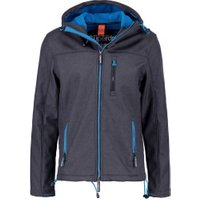 Superdry Windtrekker (M50000ZOF4) dark grey marl/denby