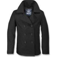 Brandit Pea Coat (3109) black