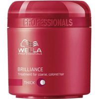 Wella Brilliance Mask Coarse Coloured Hair