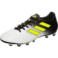 Adidas ACE 17.4 FxG footwear white/solar yellow/core black