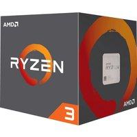 AMD Ryzen 3 1200 Box (Socket AM4, 14nm, YD1200BBAEBOX)