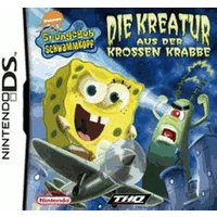 SpongeBob Squarepants - Creature from the Krusty Krab (DS)