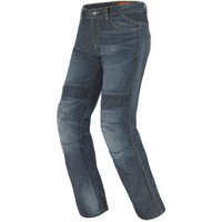 Spidi J&Racing Denim Jeans Dark Stone