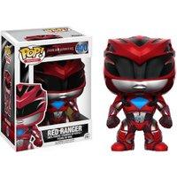 Funko Pop! Movies Power Rangers - Red Ranger