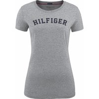 Tommy Hilfiger Iconic Logo-T-Shirt grey (UW0UW00091-004)
