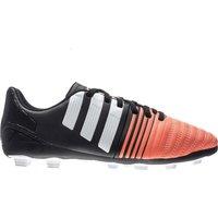 Adidas Nitrocharge 4.0 FXG J core black/ftwr white/flash orange