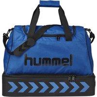 Hummel Authentic Soccer Bag Large true blue/black