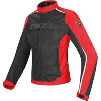 Dainese Hydra Flux D-Dry Lady jacket black/red