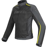 Dainese Hydra Flux D-Dry Lady Jacket black/grey/yellow