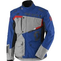 Scott Dualraid DP Jacket grey/blue