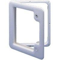 Thetford Cassette Service Door model 3 white
