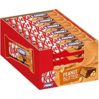 Nestlé KitKat Chunky Peanut Butter Display (24x 42g)