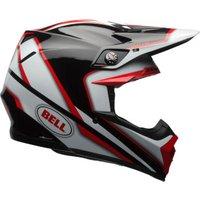 Bell MX-9 Spark red/black