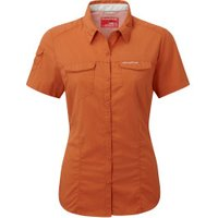 Craghoppers Nosilife Adventure S/S Shirt desert orange
