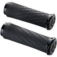 SRAM MTB Grips for Grip Shift (85mm, silver)