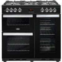 Belling Cookcentre 90DFT Black
