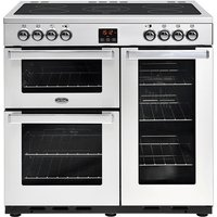 Belling Cookcentre 90E Professional Stainless Steel