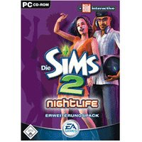 The Sims 2: Nightlife (Add-On) (PC)