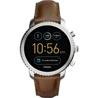 Fossil Q Explorist Brown Leather