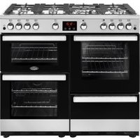 Belling Cookcentre 100G Stainless Steel