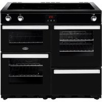 Belling Cookcentre 100Ei Black