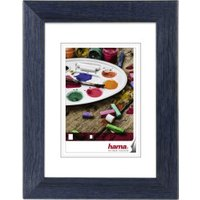 Hama Wooden Picture Frame Riga 15x20 blue