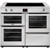 Belling Cookcentre 110Ei Professional Stainless Steel
