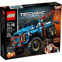 LEGO Technic - 6 x 6 All Terrain Tow Truck (42070)