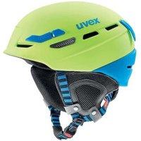 Uvex p.8000 Tour lime/blue mat